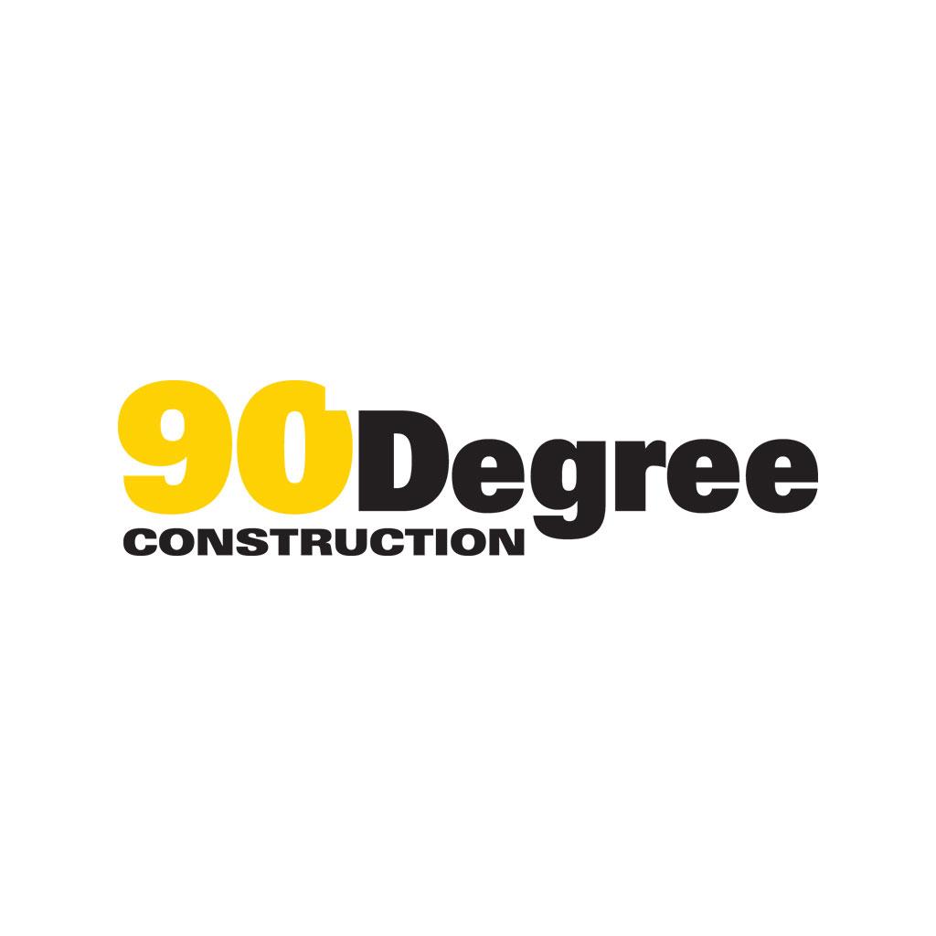 Construction company logo mark