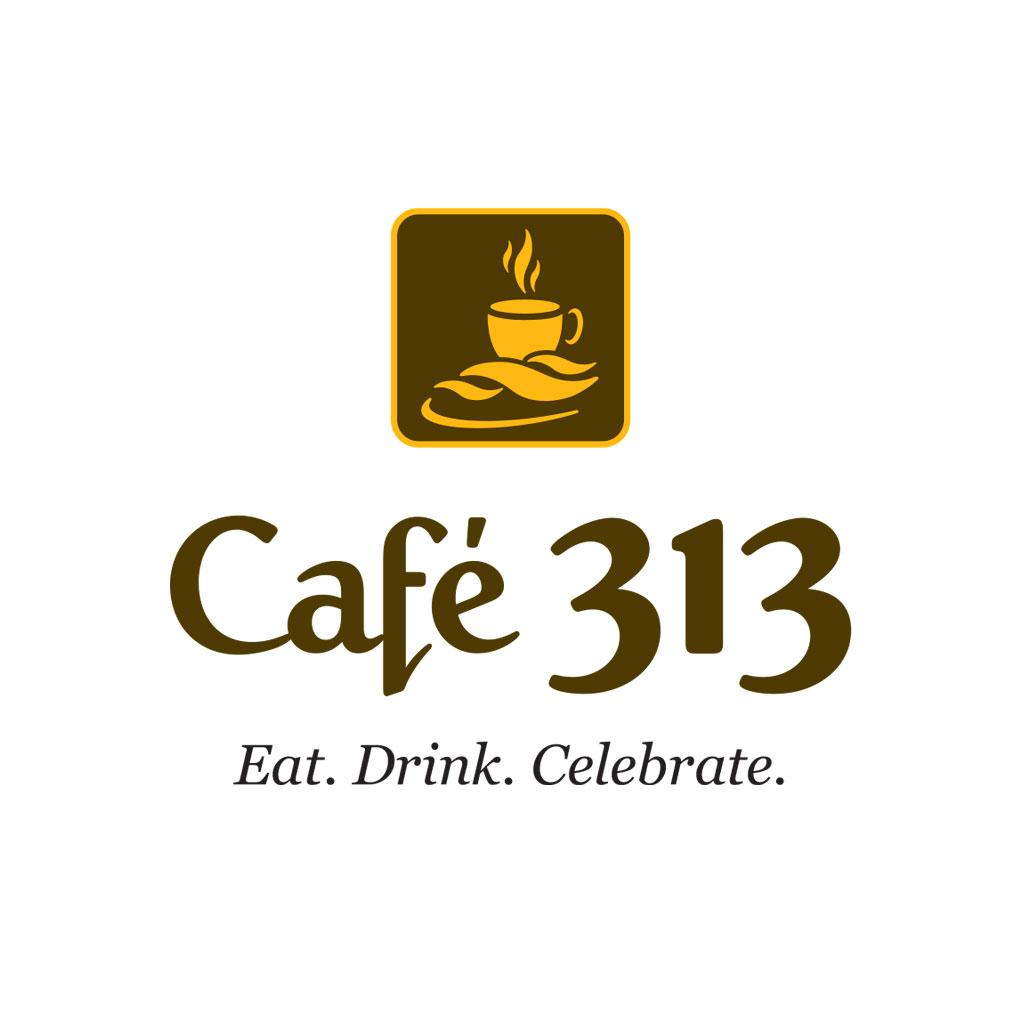 Cafe logo mark
