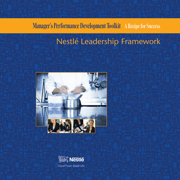 Nestle leadership manual